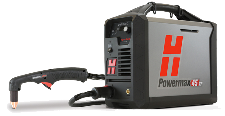 Hypertherm PowerMax 45XP from Plazmax Technologies NZ