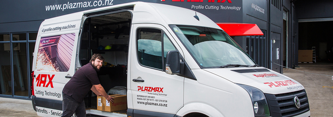 Plasma Cutting Machine Training from Plazmax Technologies