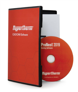 Hypertherm ProNest CAD software from Plazmax Technologies