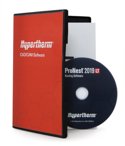 Hypertherm ProNest LT CAD software from Plazmax Technologies