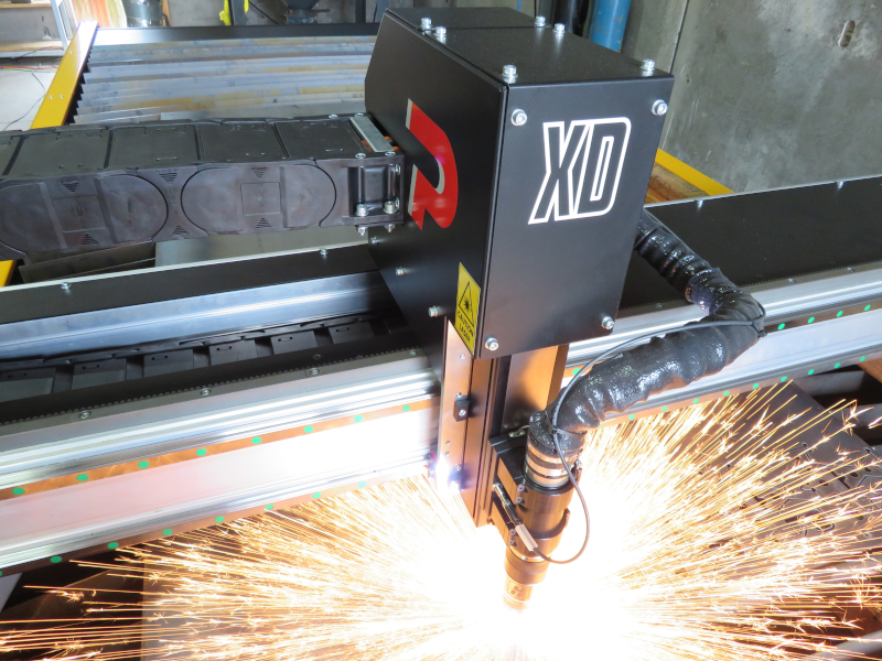 Save on labour with a CNC Plasma Cutting Solution